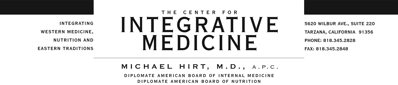 The Center for Integrative Medicine